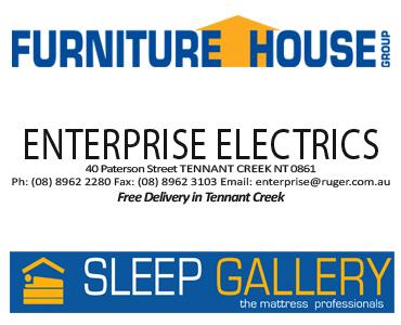 Tennant creek enterprise electrics nt pty ltd for In home furniture enterprise