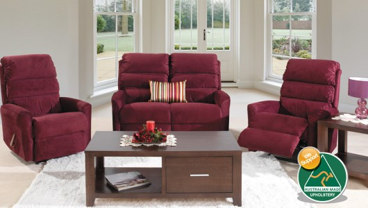 ARGO 2 Seater Recliner Suite AUSTRALIAN MADE & Australiau0027s Best Value Living Room Furniture and Lounge Suites islam-shia.org