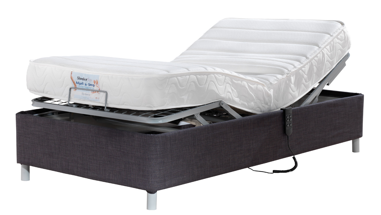 Single Adjustable Beds With Drawers