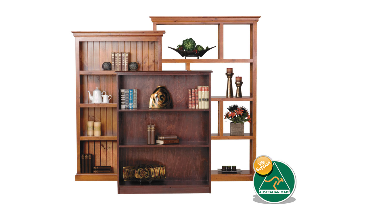 Bookcases Australian Made Furniture House Group