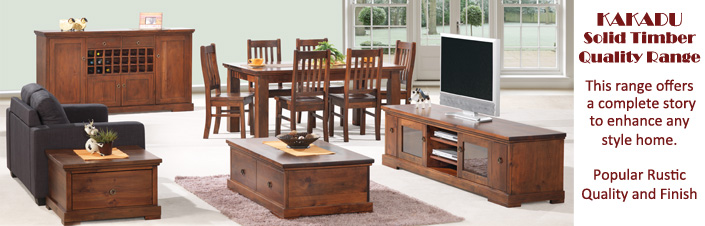 Kakadu Range Furniture House Group