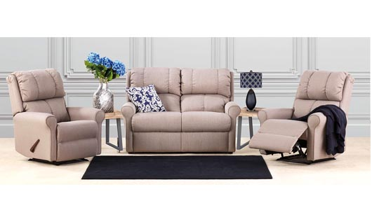JANET 2 Seater Recliner Suite AUSTRALIAN MADE  sc 1 st  Furniture House Group & Australiau0027s Best Value Living Room Furniture and Lounge Suites islam-shia.org