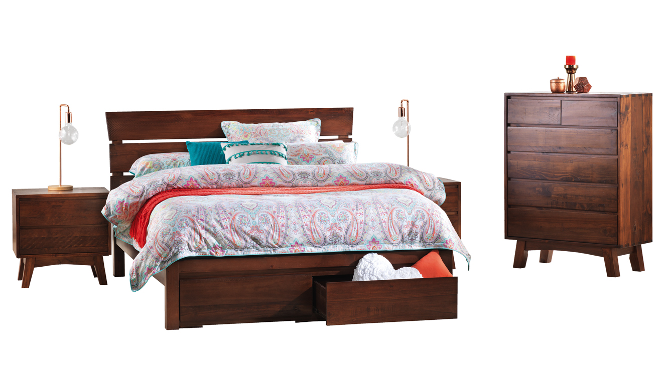 Eureka Queen Bedroom Suite Furniture House Group