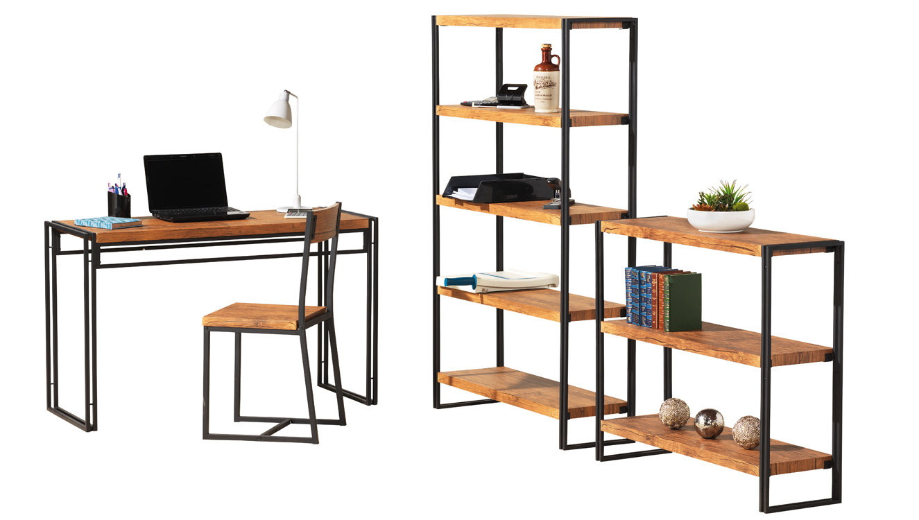 Woodrow Desk Office Collection Furniture House Group