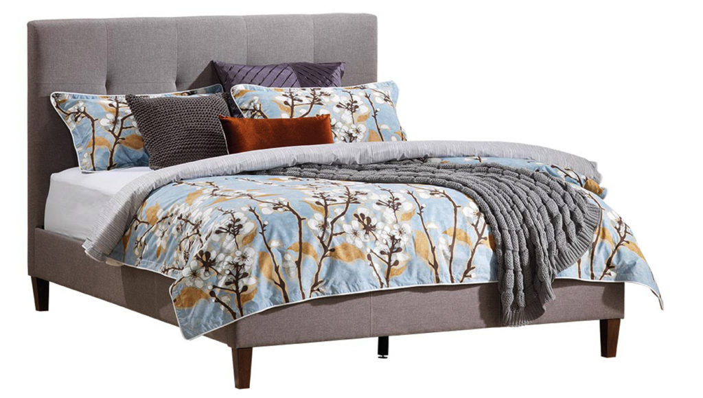 Upholstered Queen Bed Overstock