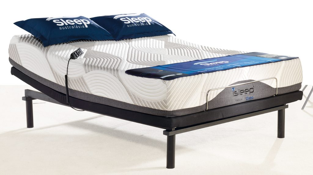 ISLEEP Mattress With ADJUSTABLE LIFT BASE Furniture House Group